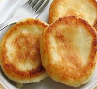 Лепешки в хлебопечке