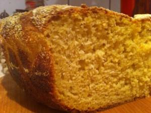 Пшенично кукурузный хлеб