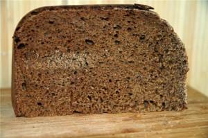 Готовим рижский хлеб в хлебопечке